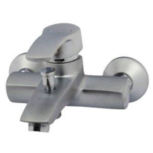 Смеситель для ванны  HAIBA FOCUS 009 SATIN HB0121