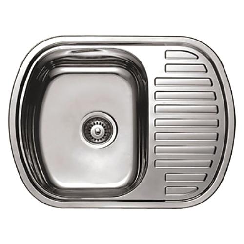 Мойка для кухни HAIBA D4963 Decor 0,8мм