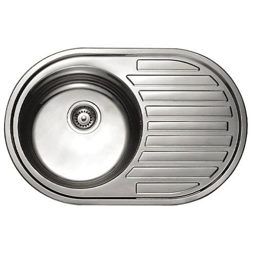 Мойка для кухни HAIBA D5077 Decor 0,8мм