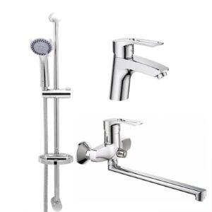 Набор смесителей для ванны HAIBA HANSBERG.SET - 3. HB0902